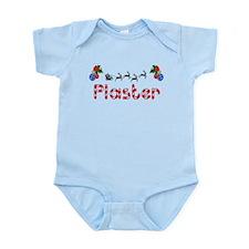 Plaster, Christmas Infant Bodysuit