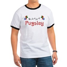 Pugsley, Christmas T