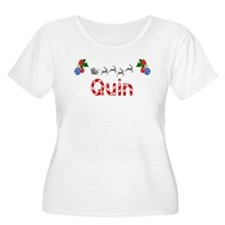 Quin, Christmas T-Shirt