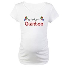 Quinton, Christmas Shirt