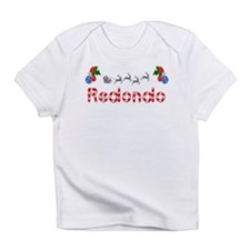 Redondo, Christmas Infant T-Shirt