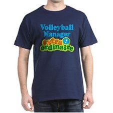 Volleyball Manager Extraordinaire T-Shirt