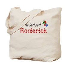 Roderick, Christmas Tote Bag