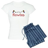 Rowles, Christmas Pajamas