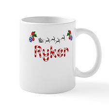 Ryker, Christmas Mug