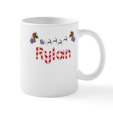 Rylan, Christmas Small Mug