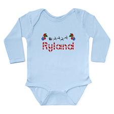 Ryland, Christmas Onesie Romper Suit