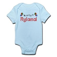 Ryland, Christmas Infant Bodysuit