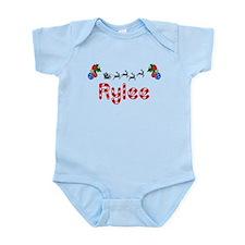 Rylee, Christmas Onesie