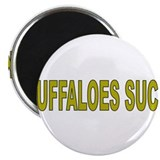 "Cute Buffalo 2.25"" Magnet (100 pack)"
