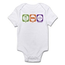Eat Sleep Neuroscience Onesie