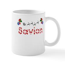 Savion, Christmas Small Mugs