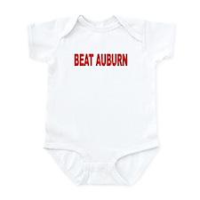 Cute Auburn sucks Infant Bodysuit
