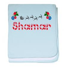 Shamar, Christmas baby blanket