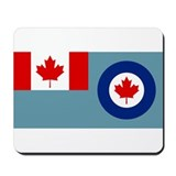 Royal Canadian Air Force Ensign Mousepad