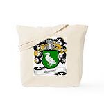 Ganser Coat of Arms Tote Bag
