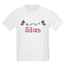 Silas, Christmas T-Shirt
