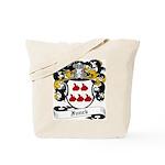 Funck Coat of Arms Tote Bag