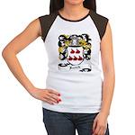 Funck Coat of Arms Women's Cap Sleeve T-Shirt