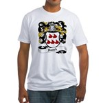 Funck Coat of Arms Fitted T-Shirt