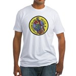 Treasure Island Police Fitted T-Shirt