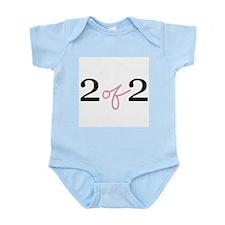 2 of 2 Infant Bodysuit