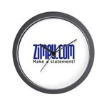 Zimpy Gear Wall Clock