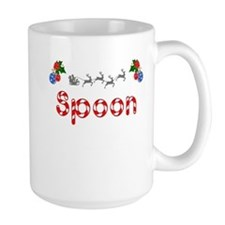 Spoon, Christmas Mug