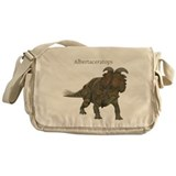 Albertaceratops Messenger Bag