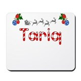 Tariq, Christmas Mousepad