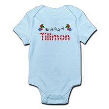 Tillmon, Christmas Infant Bodysuit