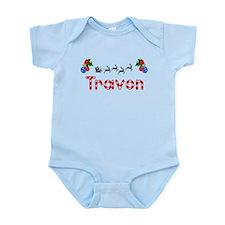 Travon, Christmas Infant Bodysuit