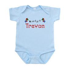 Trevon, Christmas Infant Bodysuit