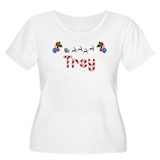 Trey, Christmas T-Shirt