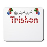 Triston, Christmas Mousepad