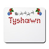 Tyshawn, Christmas Mousepad