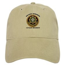 SECOND ARMORED CAVALRY REGIMENT Baseball Cap