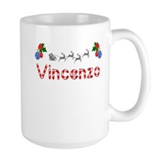 Vincenzo, Christmas Mug