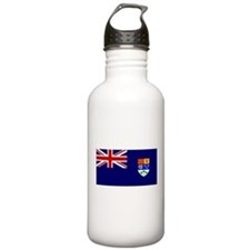 Flag of Royal Canadian Navy 1921-1957 Sports Water Bottle