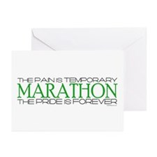 Marathon - Pride is Forever Greeting Cards (Pk of