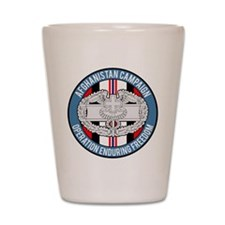 Afghanistan CFMB Shot Glass