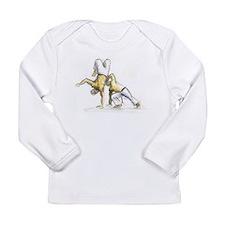 capoeira Long Sleeve Infant T-Shirt