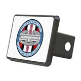 Afghanistan CAB Rectangular Hitch Cover