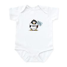 Pluto Penguin Infant Bodysuit