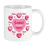 Grandma's Sweethearts Small Mug