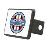 OEF Arrowhead CIB Rectangular Hitch Cover