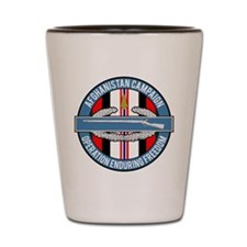 OEF Arrowhead CIB Shot Glass