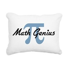 mathgenius.png Rectangular Canvas Pillow