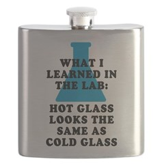 Lab Glass Flask
