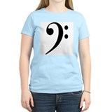 bass_clef.jpg T-Shirt